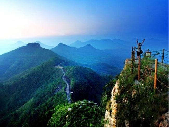 沂水天上王城风景区