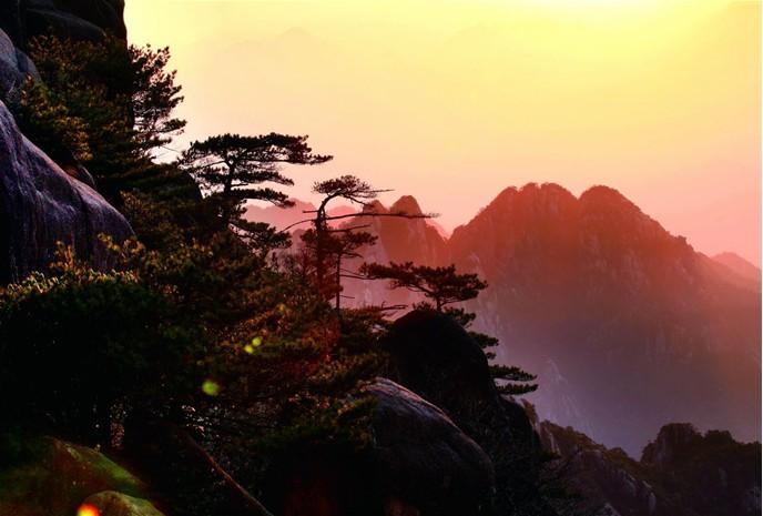 安徽黄山风景区 - 追风行者自驾游